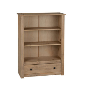 Classic bookcase with drawers uk
