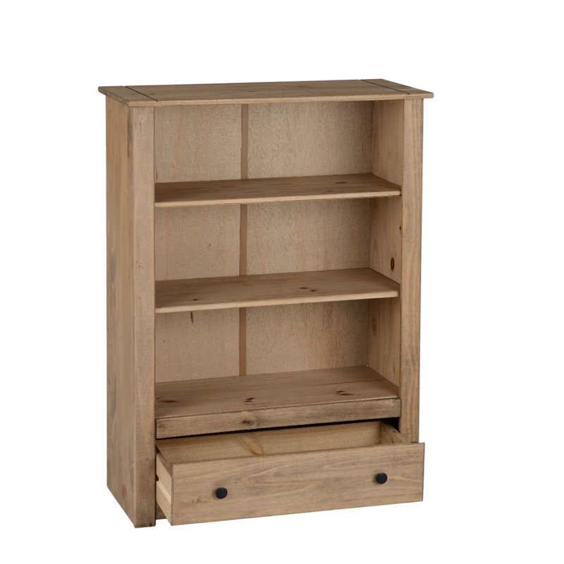 Classic 1 Drawer Bookcase