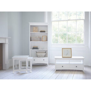 white bookcases for sale uk