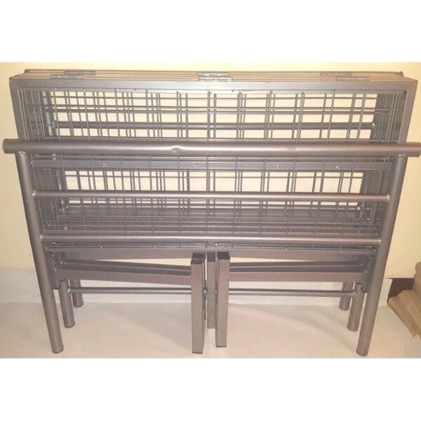 Dallas Metal Folding Bed