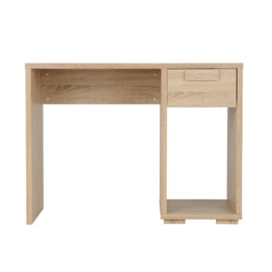 Oak Effect Computer Desk