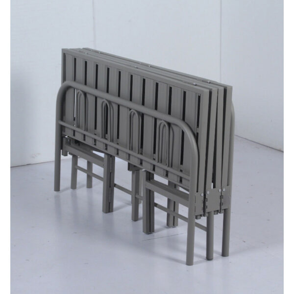 Texas Small Double Metal Contract Folding Bed