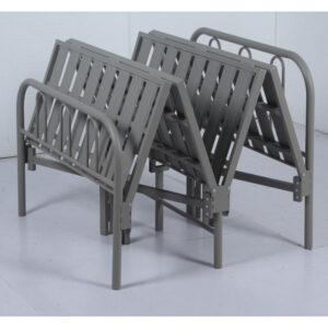 texas metal folding bed
