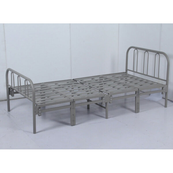 texas contract metal folding bed
