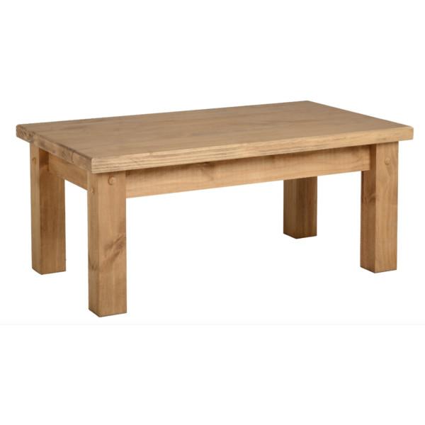 Merida Pine Coffee Table