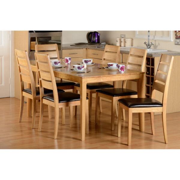 Bali Dining Set – 6 Chairs